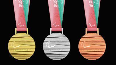 Les médailles paralympiques : entre élégance et tradition