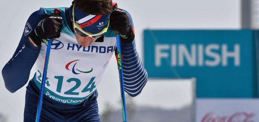 14 mars – Ski de fond sprint classique : huit secondes de trop.