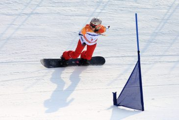 12 mars : Snowboard cross, le clan des battant-e-s