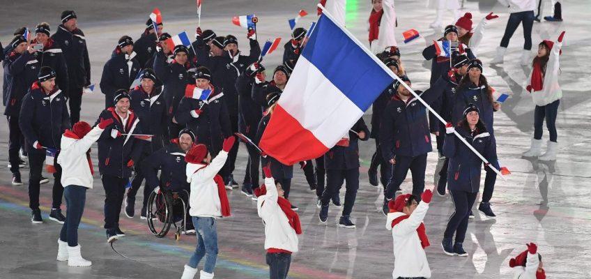 FDJ soutient l'équipe de France Paralympique