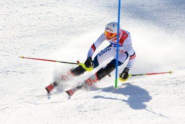 17 mars – Doublé bicolore en slalom messieurs