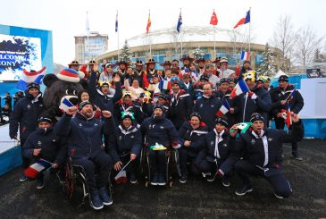 Bienvenue au Village Paralympique !