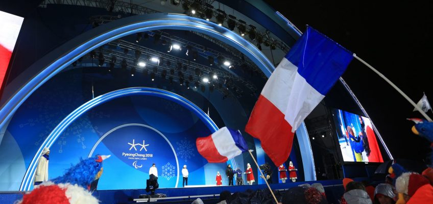 16 Mars – La France 7ème avec 16 médailles