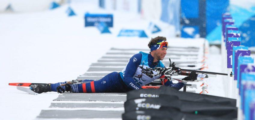 16 mars – Benjamin Daviet, 4 courses, 4 médailles