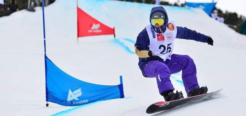 PARA SNOWBOARD, MAXIME MONTAGGIONI FORFAIT POUR LES JEUX PARALYMPIQUES !